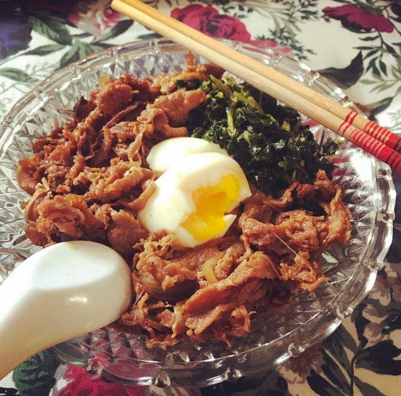 Gyudon (Japanese Beef Bowl) – Sherlyn Cooks
